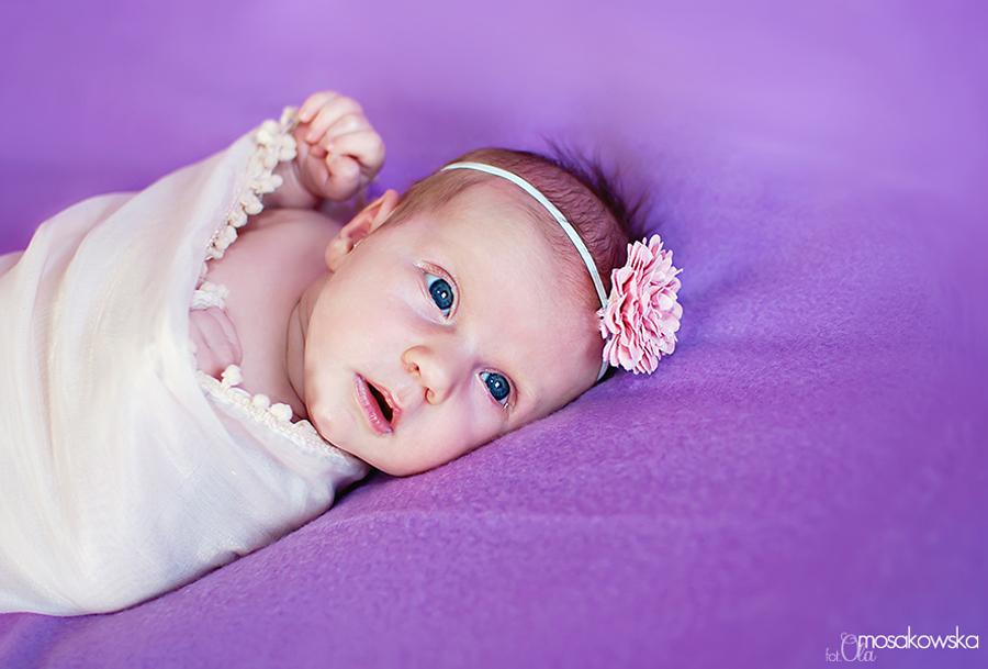 Sesja noworodkowa, Ola Mosakowska fotografia
