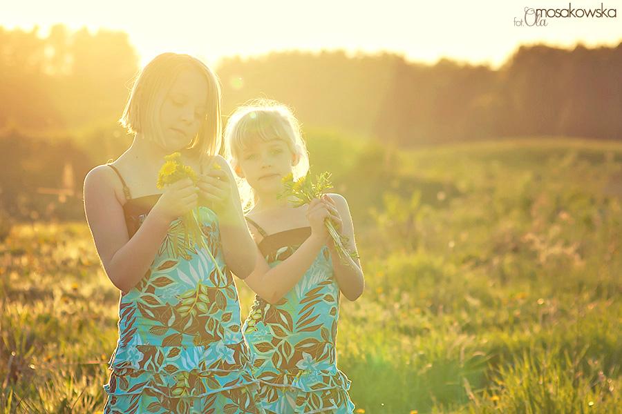 Sesja rodzeństwa. Fotograf Olsztyn.