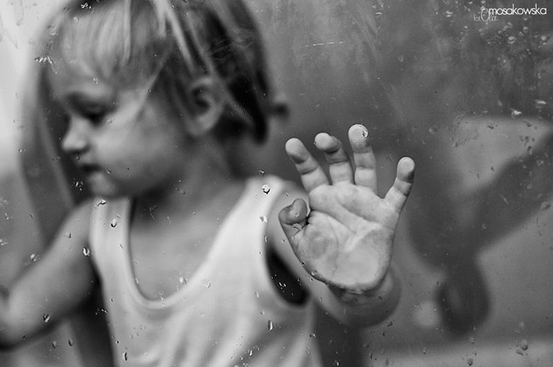 Portret dziecka - fotografia dziecięca