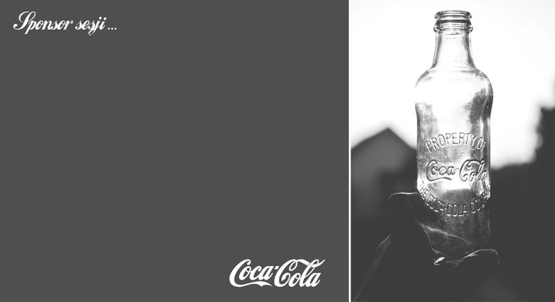 Sesja sponsorowana przez coca-cola