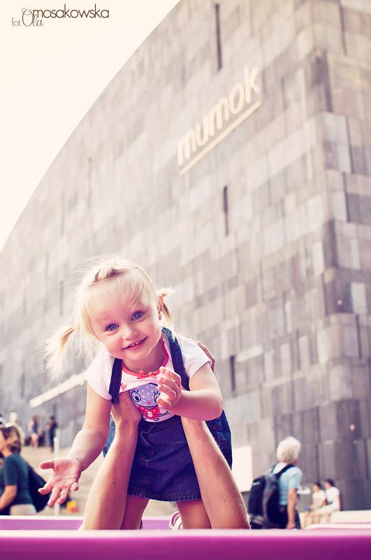 Dziecko w mieście, Kinder in Stadt Wien
