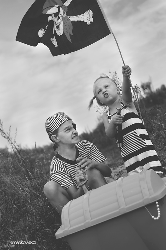 Sesja stylizowana, fotografia dzieci Olsztyn