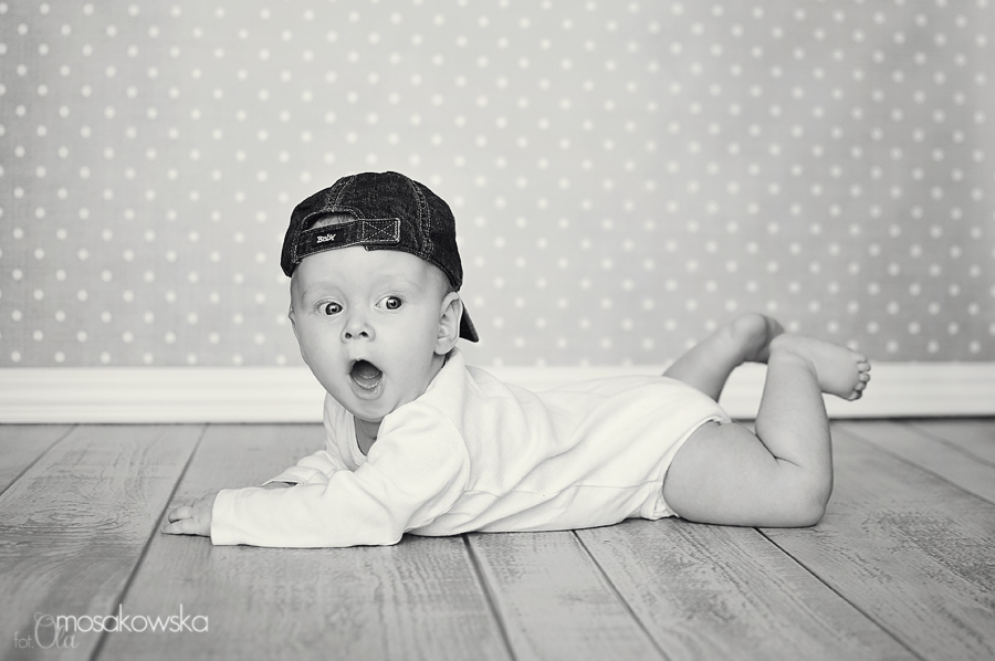 dziecięca fotografia