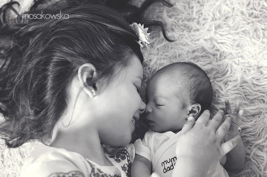 noworodek, dziecko fotografia