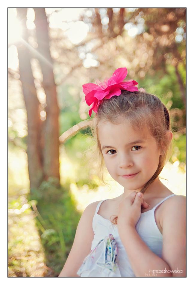 portret dziewczynki Olsztyn