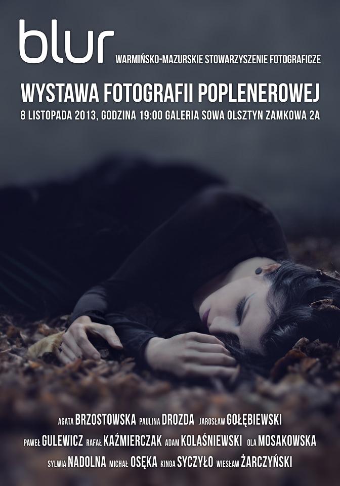 wystawa fotografii Olsztyn, galeria Sowa