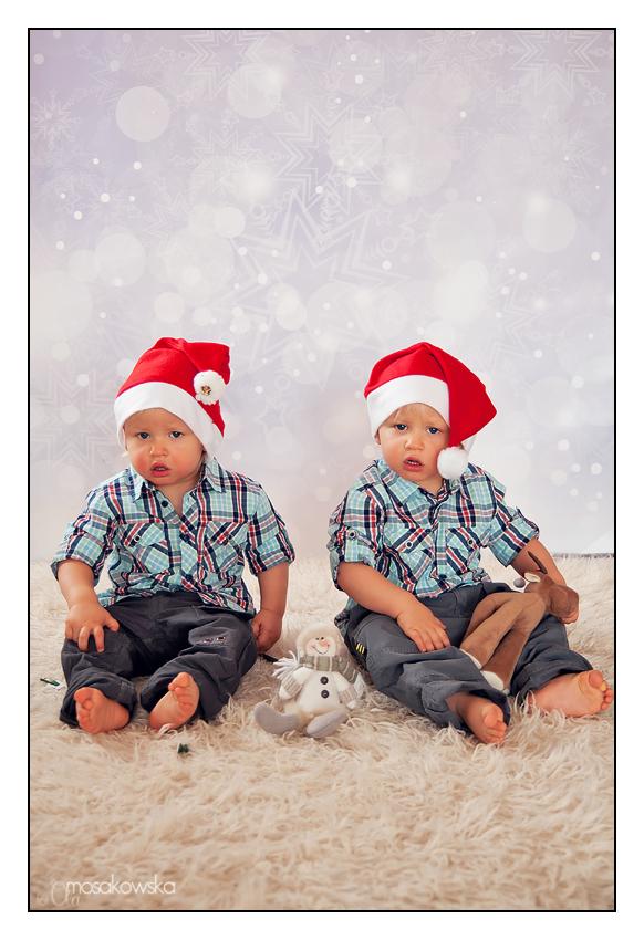 świąteczne sesje zdjęciowe
