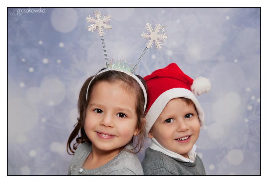 pocztówki świąteczne