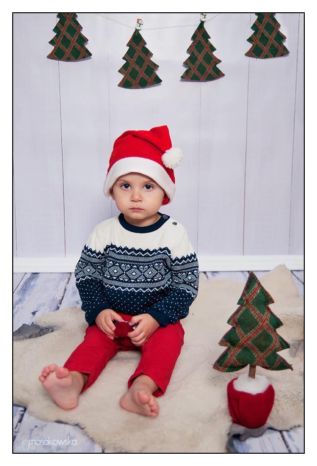zdjęcia na pocztówki świąteczne