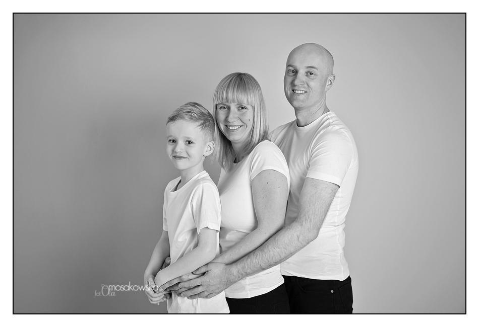 sesja zdjęciowa rodzinna